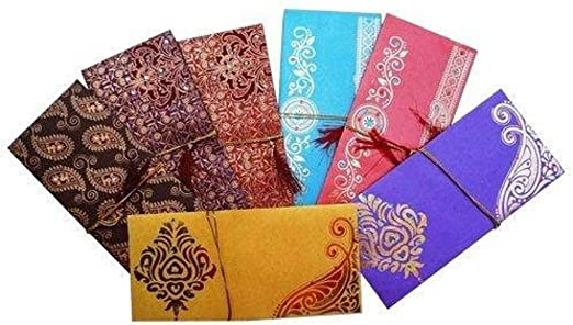 Amazon Com Lightahead Gift Envelope Card Money Holder Fancy