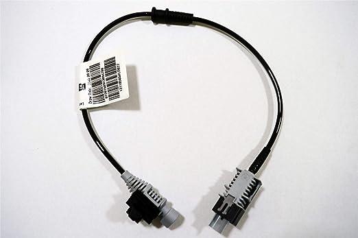 febi bilstein 40476 ABS-Sensor 1 St/ück Hinterachse beidseitig Anschlusszahl 2 Raddrehzahlf/ühler