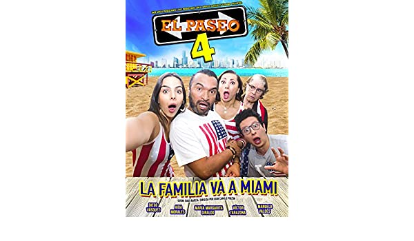 Watch El Paseo 4 Prime Video