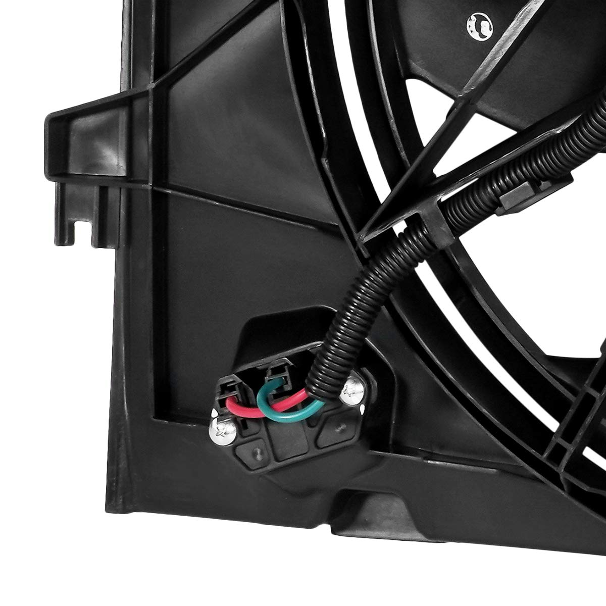 Dorman Cooling Fan Assembly New for Kia Sportage Hyundai 620-784