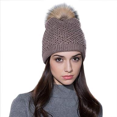 2019 Neuestes Design Jungen Mädchen Zopfmuster Pudelmütze Einfarbig Beanie Sehr Warm Winter Pom Mädchen-accessoires Kleidung & Accessoires