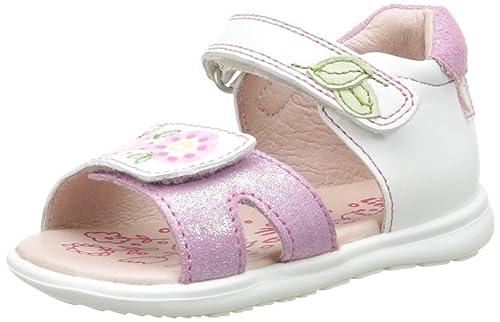 710c87d2 Garvalín 162314, Zapatos de Primeros Pasos para Niñas: Amazon.es: Zapatos y  complementos