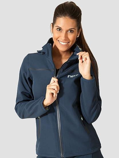 NOX Softshell Padel Mujer Jess: Amazon.es: Deportes y aire libre