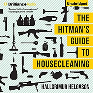 The Hitman's Guide to Housecleaning Hörbuch