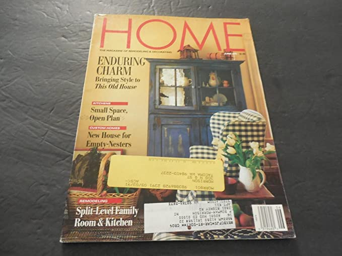 Home Magazine Jun 1991, Small Space Open Plan, Split Level ... on home plan software, home plan collections, home plan kitchen,