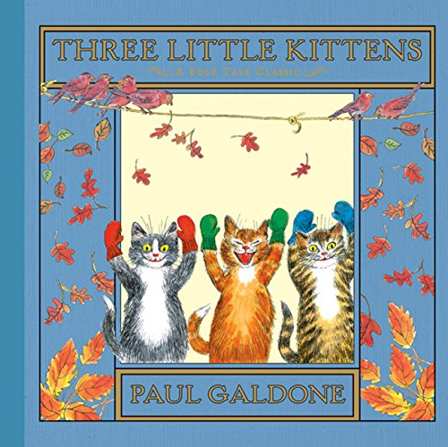 Four Little Kittens - 4