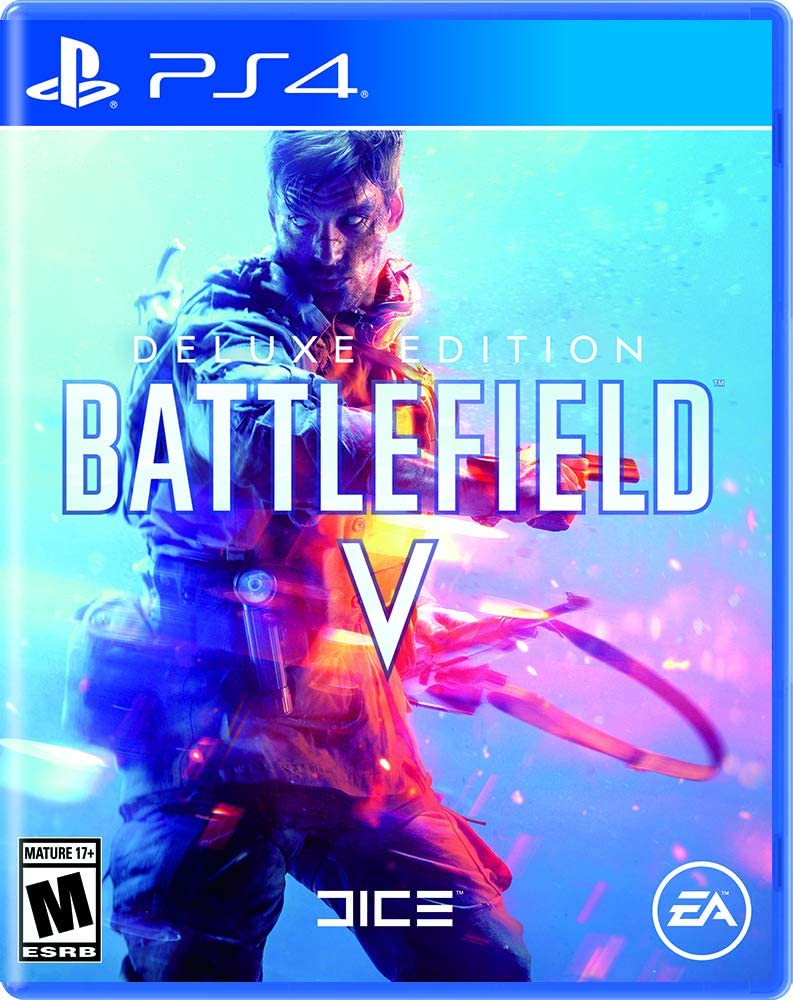 Amazon com: Battlefield V Deluxe Edition - PlayStation 4: Electronic