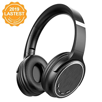 Casque Bluetooth 50 Hieha Casque Audio Pliable Bluetooth Avec Microphone Casque Hi Fi Stéréo Sans Fil Supporte La Carte De Mémoire Compatible