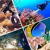 KOKOIN Diving Flashlight, 8500 Lumen Waterproof