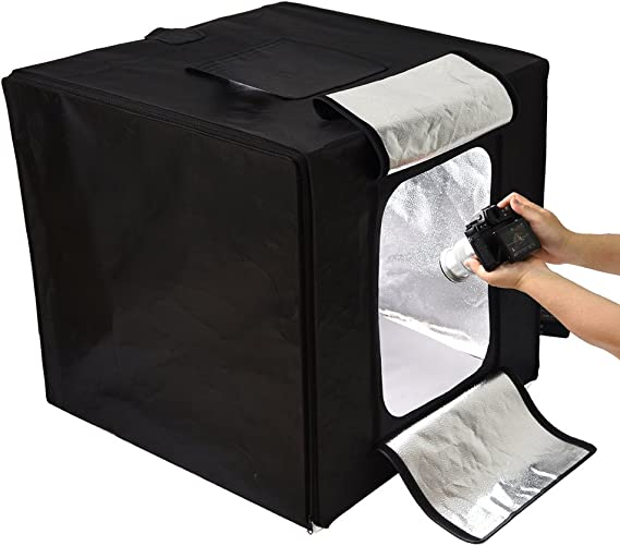 Godox LST40 Portable Photo Studio Box Triple LED Light Source Photography Shooting Tents