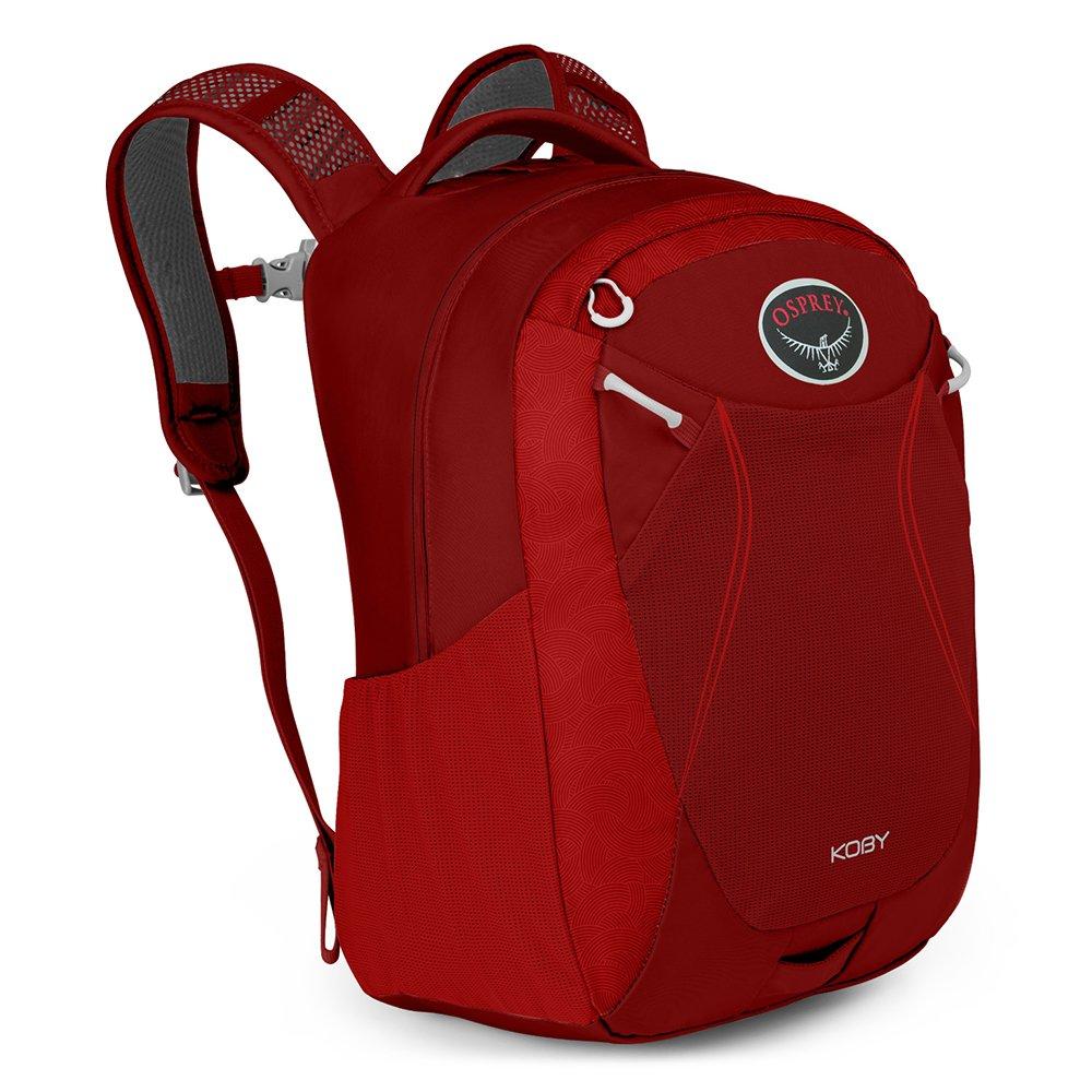 Osprey Packs Kid's Koby Daypack, Racing Red