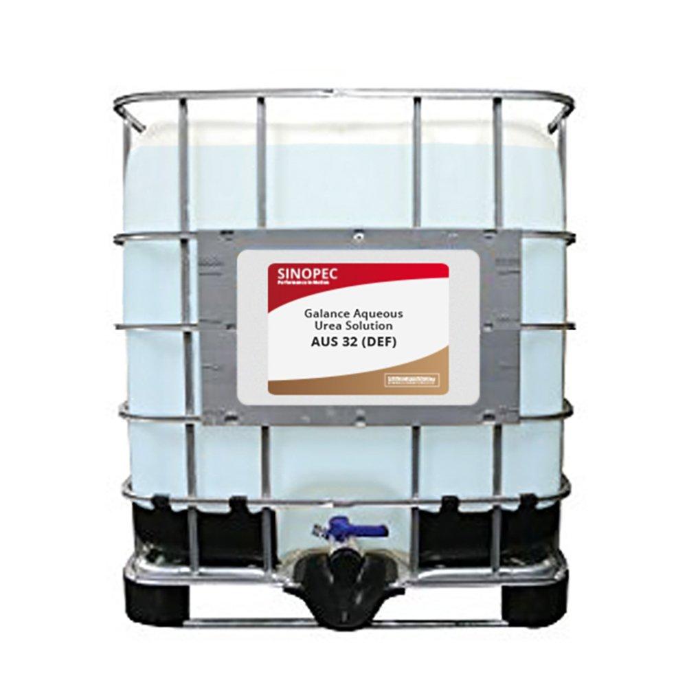 Sinopec Def Diesel Exhaust Fluid Tote, 330 - 275 gal