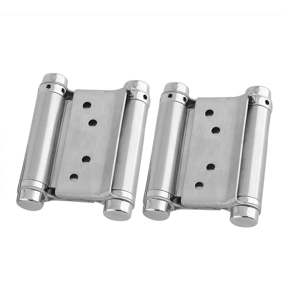 Swing Hinges Deckey Pair Of 3 4 5 6 Door Hinge Double Action Spring Hinges