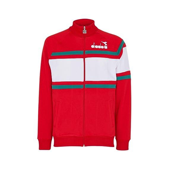 Diadora - Chaqueta Jacket 80S para Hombre ES XXL: Amazon.es ...