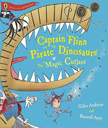 (Captain Flinn and the Pirate Dinosaurs the Magic Cutlass)