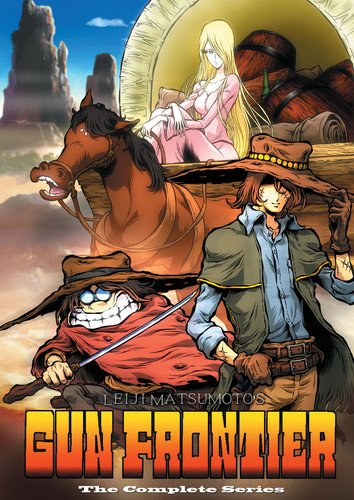 Gun Frontier Complete Collection