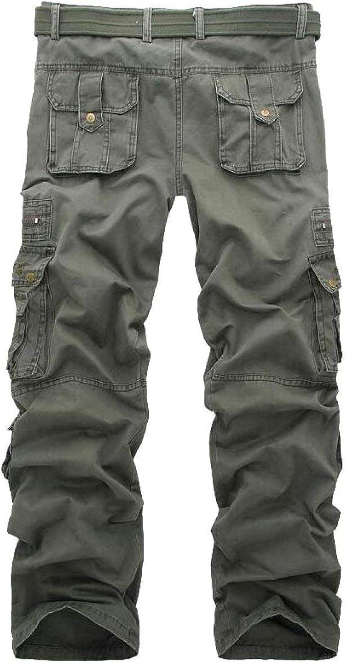 Pantalones De Vestir Rectos De Los Hombres del Otoño Los De del ...