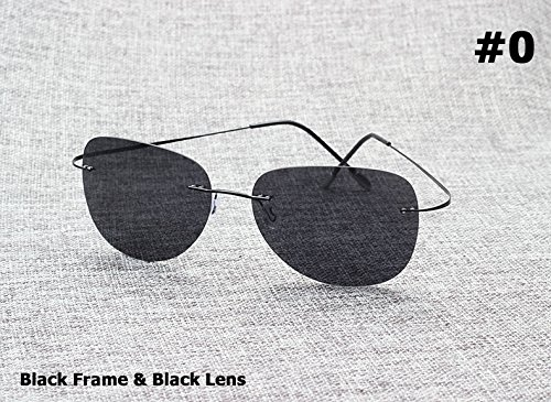 hombre Aprigy de polarizadas de Gafas Fashion titanio sol 0 ultraligeras para 3 rCqrAxwz4