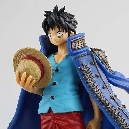 LONGXR Modelo De Anime Luffy Sombrero De Paja Volando ...
