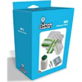 Captain Gadget - Pack de accesorios de fitness para Wii