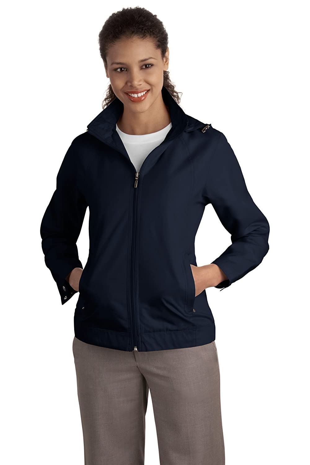 Ladies Jacket, Color: True Navy
