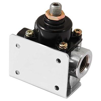 Spectre Performance 2519 Fuel Pressure Regulator: Automotive