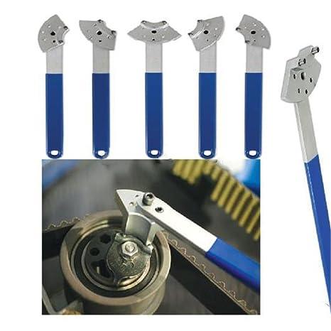 1Pieza Motor Correa De Distribución Tensión llave herramienta ajustable para Audi y Volkswagen