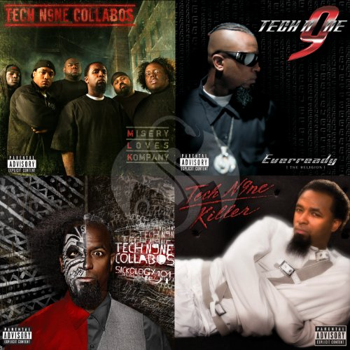 Tech N9ne: The Box Set [Explicit]