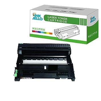 InkJello Compatible Tambor Unidad Reemplazo Por Brother DCP-7055 ...