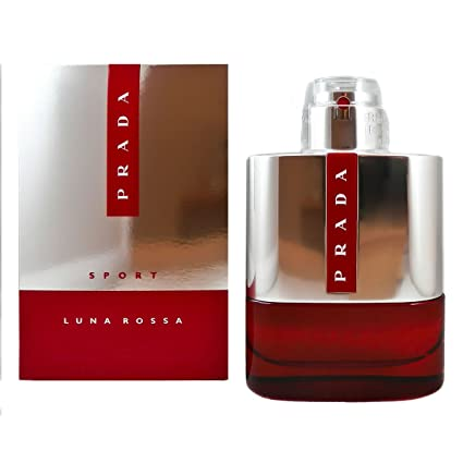 5cb33e6e11 Prada Luna Rossa Sport Eau de Toilette Spray - Uomo - 100 ml: Amazon.it