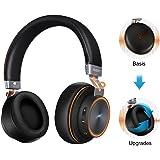 Bluetooth Kopfhörer, ELEGIANT Bluetooth 4.1 Over Ear Wireless HiFi Stereo Headset Headphone drahtlos Ohrhörer mit 3,5mm AUX Mic für iPhone XS XR X 8 8 plus Samsung S9 S8 Huawei mate 10 P10 LG HTC Sony