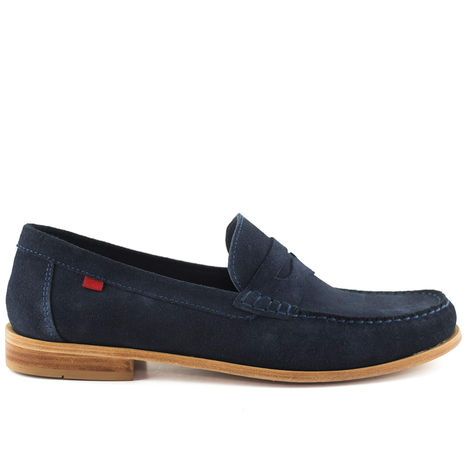 Driver Club USA Mens Leather Made in Brazil Westport Loafer