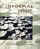 img - for Informal Logic by Keith Burgess-Jackson (1995-09-25) book / textbook / text book