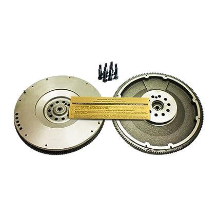 Amazon.com: EFT HD CLUTCH FLYWHEEL for Ford F250 F350 F450 F550 7.3L POWERSTROKE TURBO DIESEL: Automotive