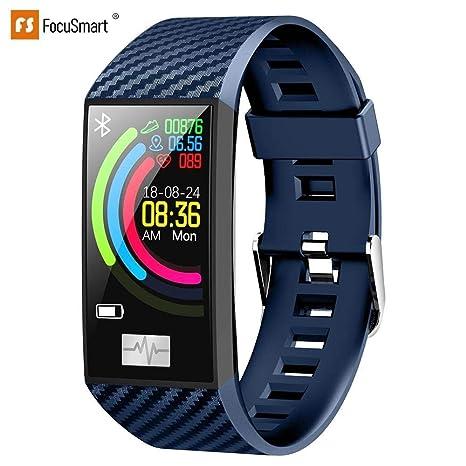 Amazon.com: pulseras inteligentes DT58 FocuSmart 2019 ...