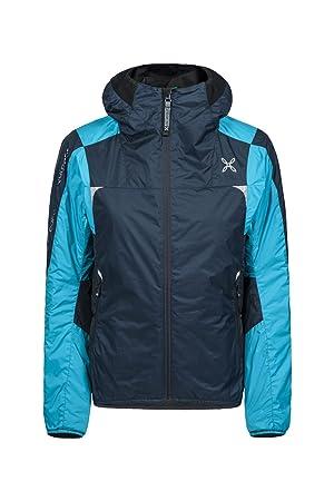 Montura Skisky Jacket Woman Azul Noche/agua - Chaqueta ...