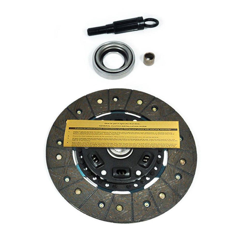 Amazon.com: EFT STAGE 2 CLUTCH DISC PLATE+BEARING KIT for NISSAN 350Z INFINITI G35 VQ35DE: Automotive