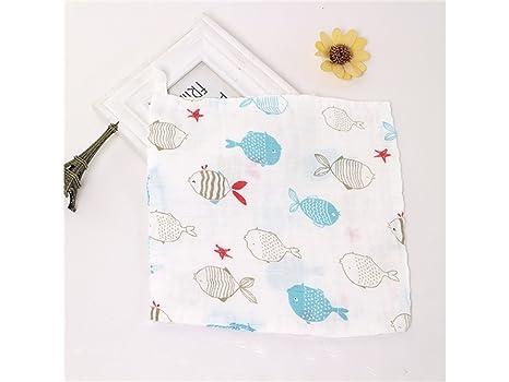 Babero de miga de comida Toalla bebé babero toalla bebé creativo babero babero Drool para niños