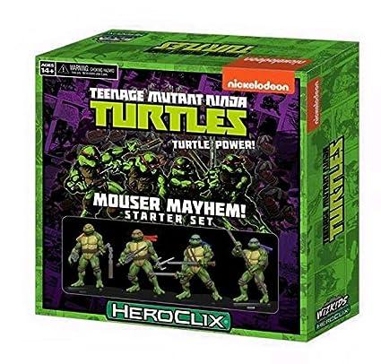 Amazon com: WizKids Teenage Mutant Ninja Turtles HeroClix