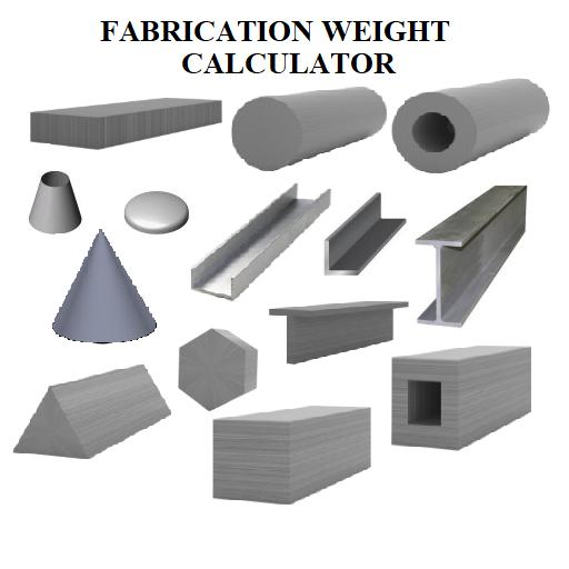Fabrication Weight Calculator