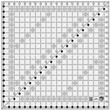 """Creative Grids 20.5"""" X 20.5"""" Square Quilting Ruler"""