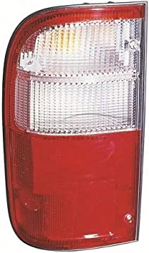 Ultimate Styling Aftermarket Non-LED Rear Tail Light Lamp With Bulb Holder Bulb Type Reference OE//OEM Number LH 81560-35130 s s P21//5W P21W PY21W Included Side Of Product Passenger Side