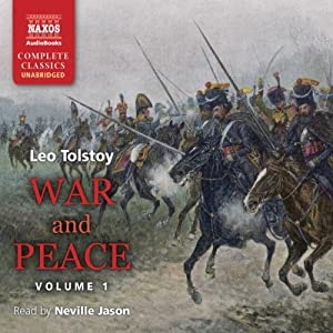 War and Peace, Volume 1 Audiobook