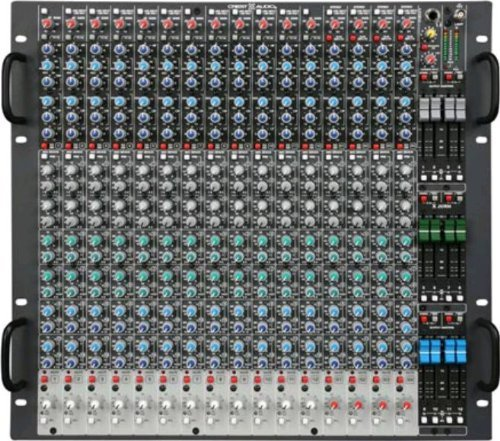 - Crest Audio X20RM 12 Mix Monitor Console