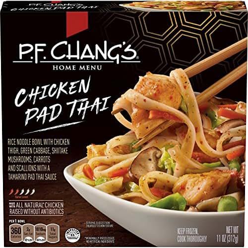 P.F. Chang's Home Menu Chicken Pad Thai Bowl, 11 Ounce