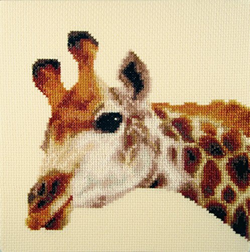 Tall Friend Cross Stitch Kit By Orcraphics