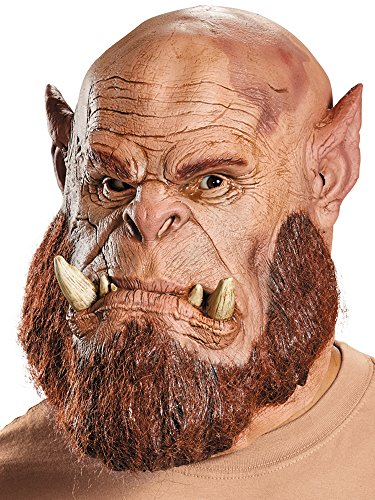 Orc Halloween Masks (Disguise Orgrim Deluze Mask)