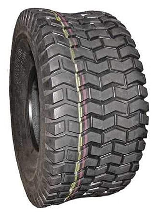 One Tubeless 15 x 6.00 - 6 Turf Tire 4 capas Cortacésped Tractor ...
