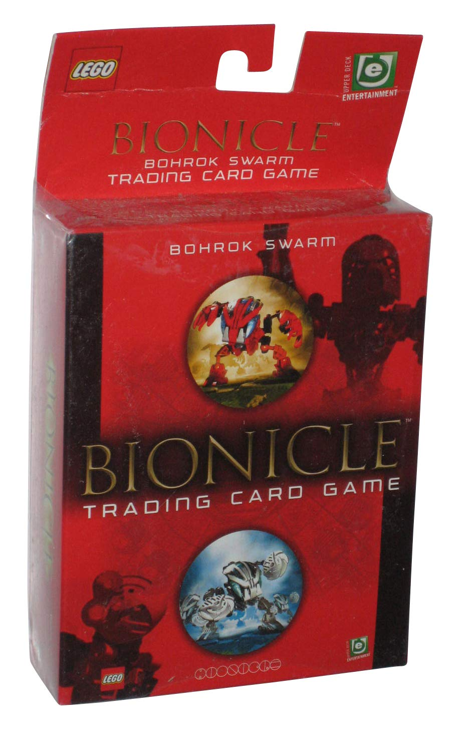 Bionicle Bohrok Swarm Trading Card Game 2-player Starter Deck
