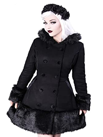Re Style Gothic Lolita Wool Winter Coat Xl